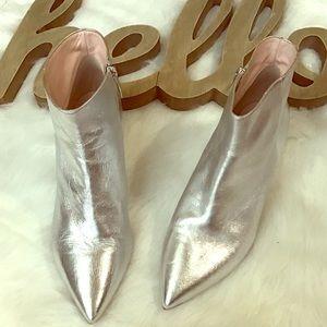 Kate Spade New York Olly Kitten Heel Ankle Booties
